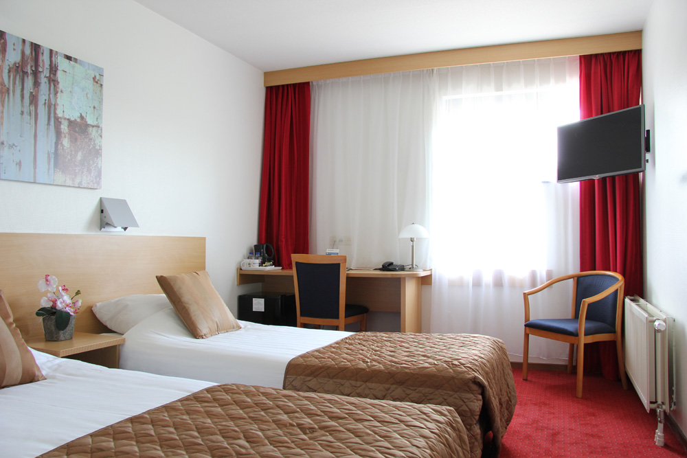 Bastion Hotel Heerlen - Hotelroom