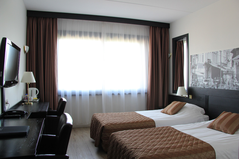 Bastion Hotel Roosendaal - Hotelzimmer