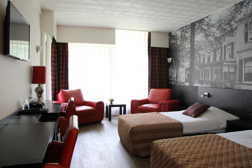 Bastion Hotel Apeldoorn - Junior suite