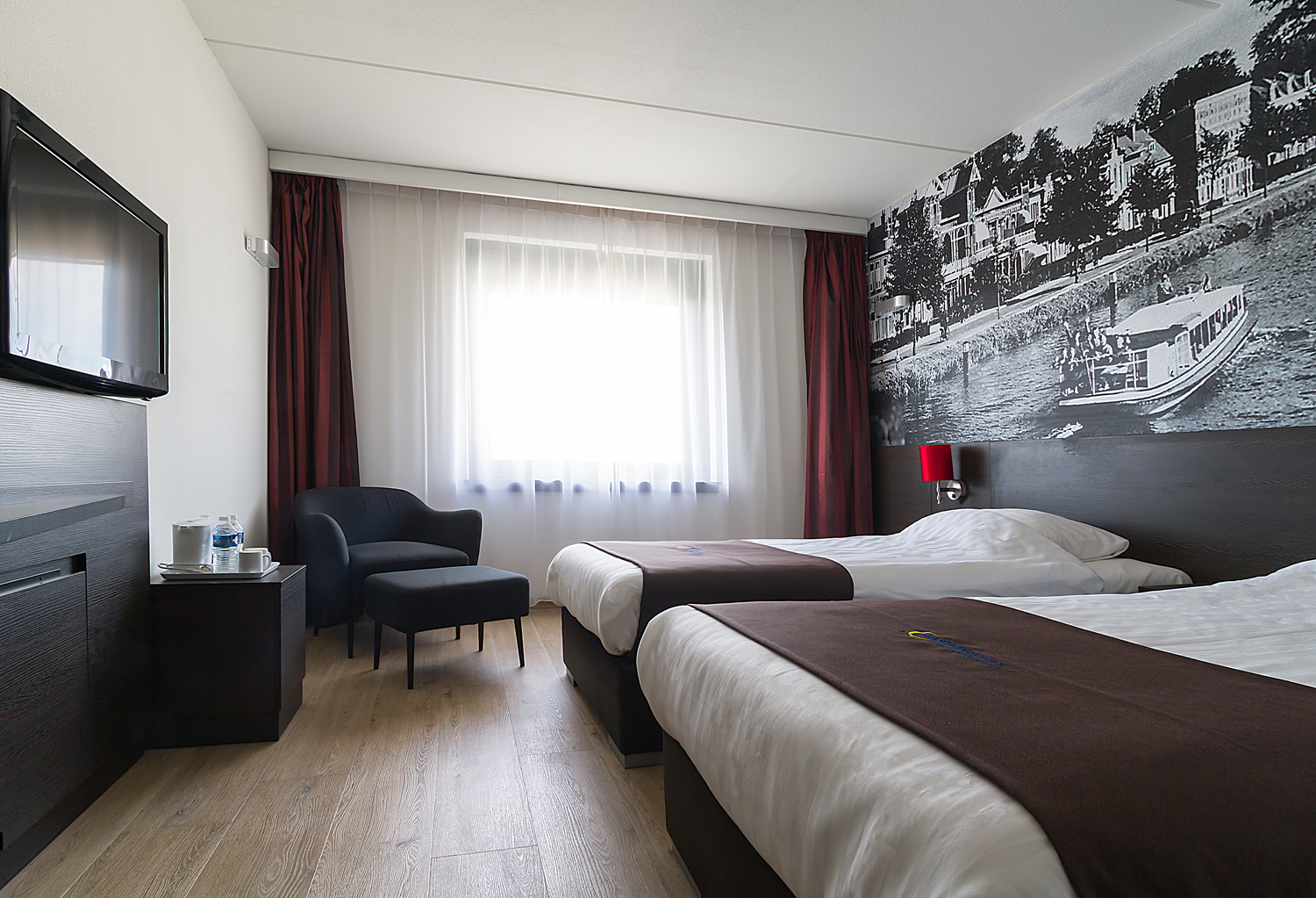 Bastion Hotel Almere - Hotelroom