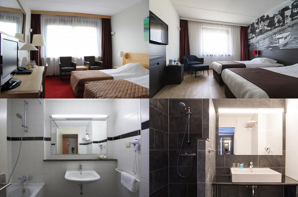 Renovatie deluxe kamers bastion hotel almere afgerond bastion hotels - Renovatie volwassen kamer ...