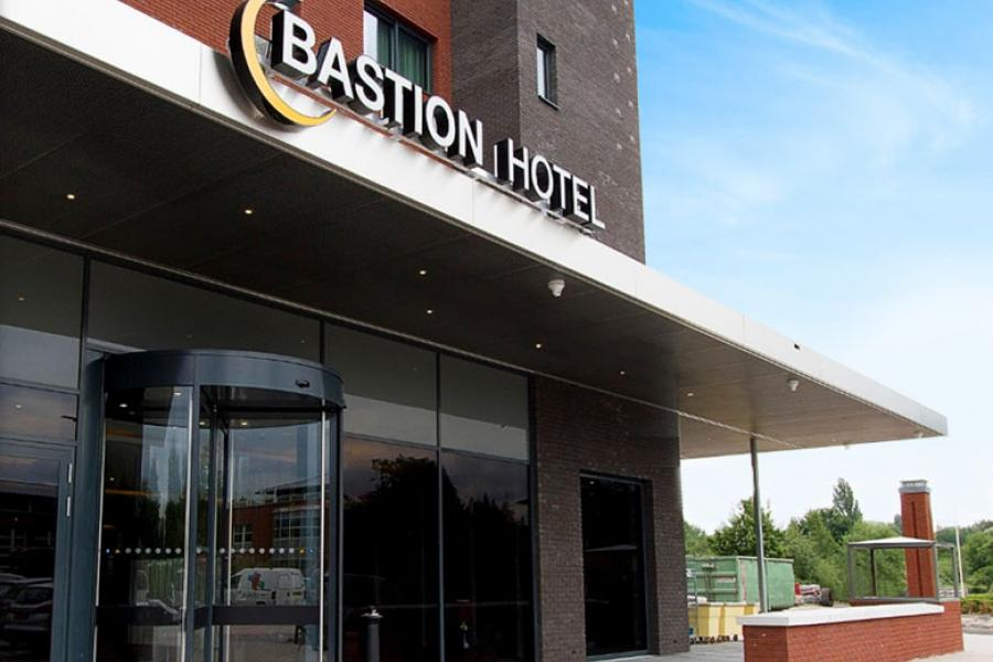 Bastion Hotel Eindhoven-Waalre entree