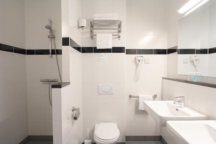 bastion hotel zoetermeer badkamer deluxe