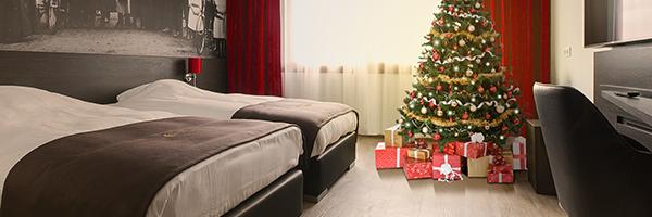 Kerstgroet Bastion Hotels